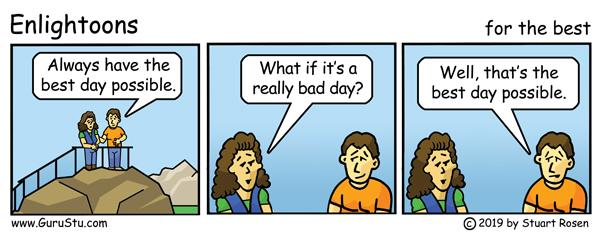 Active Optimism